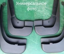 Hyundai Creta (2014↗) Брызговики под оригинал (4 шт)