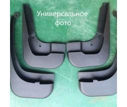 Hyundai Elantra 2011-2015 гг. Брызговики под оригинал (4 шт)