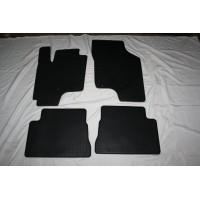 Резиновые коврики (4 шт, Stingray Premium) для Hyundai Getz