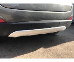 Hyundai IX-35 2010-2015 гг. Задняя пластиковая накладка V1