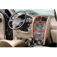 Накладки на панель для Hyundai Santa Fe 1 2000-2006