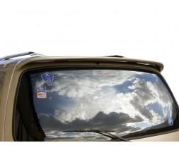 Hyundai H200, H1, Starex 1998-2007 гг. Спойлер короткая база (под покраску)