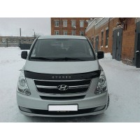 Hyundai H200, H1, Starex 2008+ Дефлектор капота 2008-2017 (VIP)