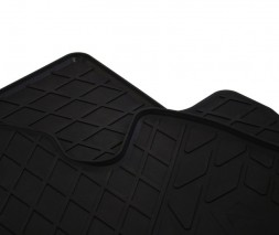 Infiniti EX 2008 гг. Резиновые коврики (4 шт, Stingray Premium)