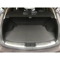 Коврик багажника (EVA, черный) для Infiniti QX70 2013+