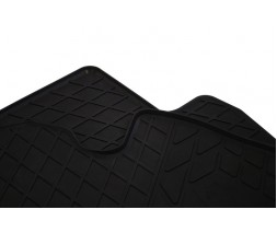 Infiniti QX80 2013↗ гг. Резиновые коврики (4 шт, Stingray Premium)