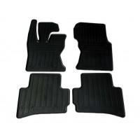 Резиновые коврики (4 шт, Stingray Premium) для Jaguar F-PACE