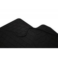 Jeep Wrangler 2018+ гг. Резиновые коврики (4 шт, Stingray Premium) Для 3 дверного