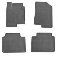 Kia Carens 1999-2012 гг. Резиновые коврики (4 шт, Stingray Premium)