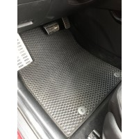 Kia Ceed 2018+︎ гг. Коврики EVA (черные)