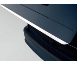 Kia Picanto 2011-2016 гг. Кромка багажника (нерж.)
