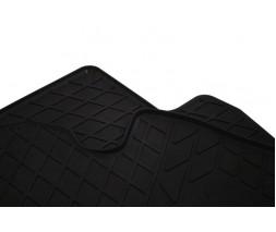 Kia Rio 2017+ гг. Резиновые коврики (4 шт, Stingray Premium)