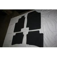 Kia Venga Резиновые коврики (4 шт, Doma)