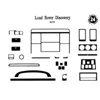 Land Rover Discovery II Накладки на панель