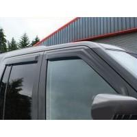 Ветровики (4 шт, HIC) для Land Rover Discovery III