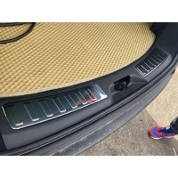 Land Rover Discovery Sport Накладка на задний порог (2 шт, нерж)
