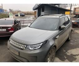 Land Rover Discovery V Оригинальные рейлинги (2 шт) Серые