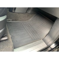 Резиновые коврики (4 шт, Stingray Premium) для Range Rover III L322 2002-2012