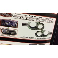 Range Rover Sport 2005-2013 гг. Ангельские глазки (2005-2010, 2 шт)