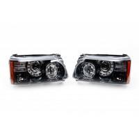 Передняя оптика (2010-2013, 2 шт) для Range Rover Sport 2005-2013