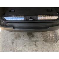 Накладка на задний порог (нерж) для Range Rover Sport 2014+
