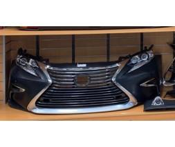 Lexus ES 2012-2018 гг. Комплект рестайлинга OEM V2 (с оптикой)