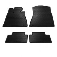 Резиновые коврики 2WD (4 шт, Stingray Premium) для Lexus GS 2005-2011
