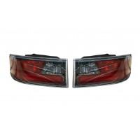 Задние катафоты (рестайлинг, 2 шт) для Lexus GX460