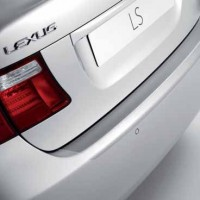 Защитная пленка на бампер оригинал PZ438-F1181-00 для Lexus LS 2007-2017