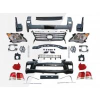 Комплект рестайлинга 2008-2012 на 2012-2016 Standart для Lexus LX570  /  450d