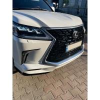 Комплект обвесов 2017+ (TRD 2021+) Белый цвет для Lexus LX570  /  450d