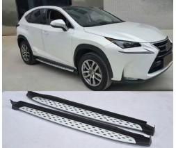 Lexus NX Боковые подножки Оригинал V1 (2 шт)