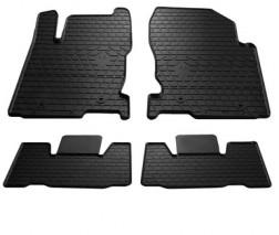 Lexus NX Резиновые коврики (4 шт, Stingray Premium)
