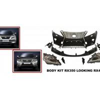 Комплект апгрейда OEM 2013 2012-2015, без оптики для Lexus RX 2009-2015