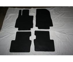Mazda 2 2014+ гг. Коврики Stingray (4 шт, резина)