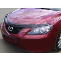Дефлектор капота SD (EGR) для Mazda 3 2003-2009