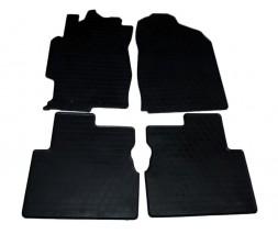 Mazda 6 2003-2008 гг. Резиновые коврики (4 шт, Stingray Premium)