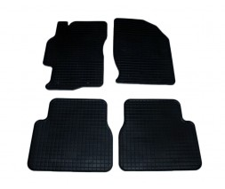 Mazda 6 2008-2012 гг. Резиновые коврики (4 шт, Stingray Premium)
