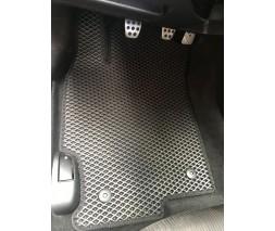 Mazda 6 2008-2012 гг. Коврики EVA (черные)