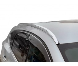 Mazda CX-5 2017+ гг. Рейлинги ОЕМ (2 шт)