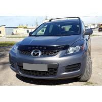 Дефлектор капота (VIP) для Mazda CX-7 2006-2012