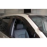 Ветровики (4 шт, HIC) для Mazda CX-9 2007-2016