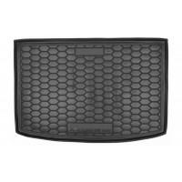 Коврик багажника (Autogumm, резина) для Mercedes A-сlass W169 2004-2012