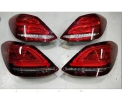 Mercedes C-сlass W205 2014-2021 гг. Задние фонари OEM (2 шт)