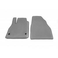 Коврики EVA (серые) Передние для Mercedes Citan 2013+