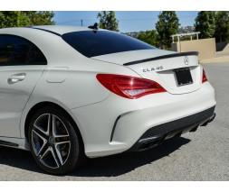 Mercedes CLA C117 2013-2019 гг. Спойлер (Meliset, под покраску)