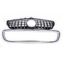 Передняя решетка 2014-2018 (GT) для Mercedes CLS C218 2011-2018