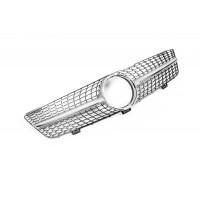 Передняя решетка (2009-2011, Diamond Silver) для Mercedes CLS C219 2004-2010