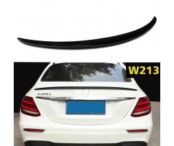 Mercedes E-сlass W213 2016 +︎ гг. Спойлер (под покраску)