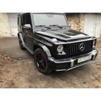 Комплект обвесов (Обновление на W464 2018) для Mercedes G сlass W463 1990-2018